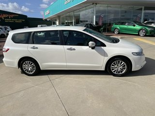 2009 Honda Odyssey RB White 5 Speed Automatic Wagon