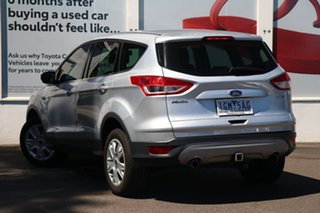 2014 Ford Kuga TF Ambiente AWD Silver 6 Speed Sports Automatic Wagon.