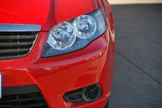 2008 Ford Falcon FG XT (LPG) Red 4 Speed Auto Seq Sportshift Sedan