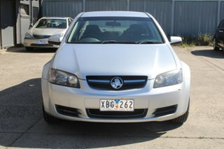 2009 Holden Commodore VE MY09.5 Omega (D/Fuel) White 4 Speed Automatic Sedan.