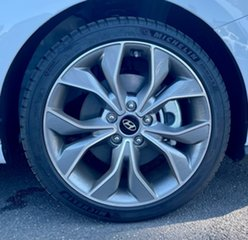 2020 Hyundai i30 PD.V4 MY21 N Line Premium Polar White 7 Speed Auto Dual Clutch Hatchback