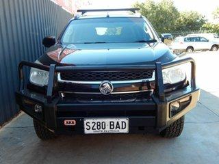 2013 Holden Colorado 7 RG MY13 LT Black 6 Speed Sports Automatic Wagon.