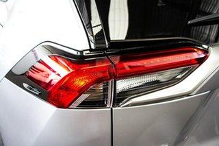 2019 Toyota RAV4 Mxaa52R Cruiser 2WD Silver Sky 10 Speed Constant Variable Wagon