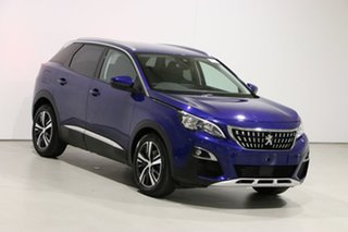 2019 Peugeot 3008 P84 MY19 Allure Blue 6 Speed Automatic Wagon