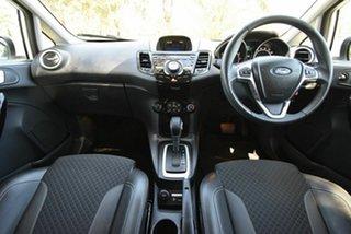 2017 Ford Fiesta WZ Sport PwrShift White 6 Speed Sports Automatic Dual Clutch Hatchback