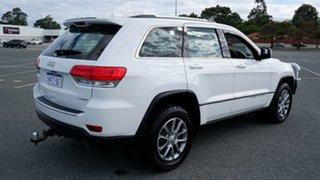 2014 Jeep Grand Cherokee WK MY15 Laredo White 8 Speed Sports Automatic Wagon