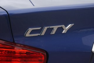 2009 Honda City GM MY09 VTi-L Blue 5 Speed Automatic Sedan
