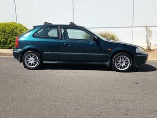 1998 Honda Civic EK GLi Green 5 Speed Manual Hatchback.