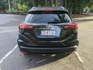 2019 Honda HR-V MY20 VTi-LX Black 1 Speed Constant Variable Hatchback