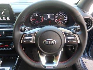 2020 Kia Cerato BD MY20 GT DCT Blue 7 Speed Sports Automatic Dual Clutch Sedan