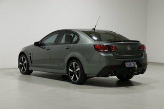2016 Holden Commodore Vfii MY16 SV6 Black Edition Grey 6 Speed Automatic Sedan