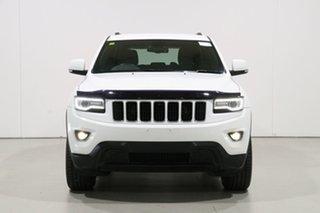 2016 Jeep Grand Cherokee WK MY15 Laredo (4x4) White 8 Speed Automatic Wagon.