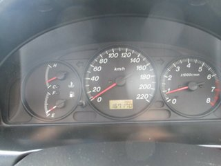 2003 Mazda 323 Astina Silver 5 Speed Manual Hatchback