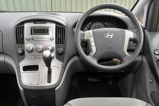 2015 Hyundai iMAX TQ-W MY15 Silver 4 Speed Automatic Wagon
