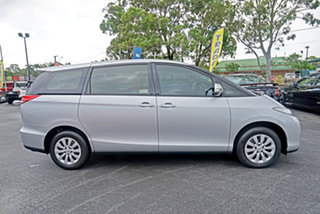 2016 Toyota Tarago ACR50R MY13 GLi Silver 7 Speed Constant Variable Wagon