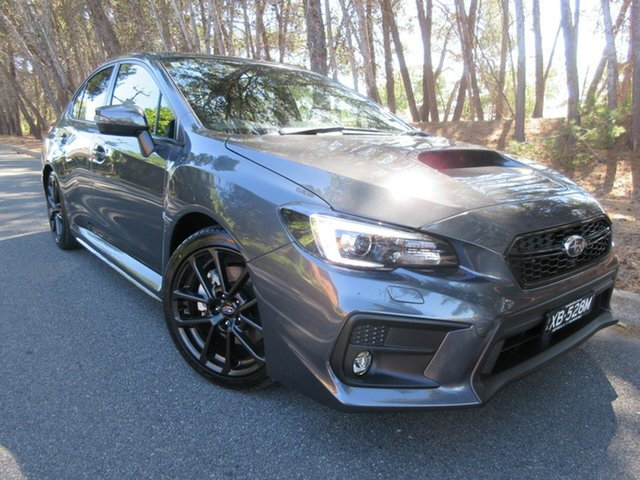 Demo Subaru WRX V1 MY21 Premium Lineartronic AWD Reynella, 2021 Subaru WRX V1 MY21 Premium Lineartronic AWD Magnetite Grey 8 Speed Constant Variable Sedan
