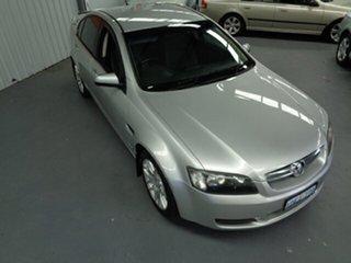 2010 Holden Commodore VE MY10 International Silver 6 Speed Sports Automatic Sedan