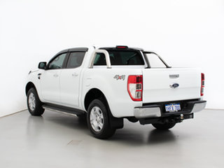 2017 Ford Ranger PX MkII MY17 XLT 3.2 (4x4) White 6 Speed Manual Double Cab Pick Up