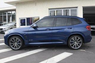 2018 BMW X3 G01 xDrive30I Blue 8 Speed Automatic Wagon