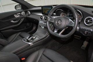 2016 Mercedes-Benz C-Class W205 807MY C250 7G-Tronic + Red 7 Speed Sports Automatic Sedan