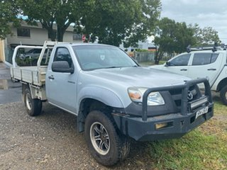 2007 Mazda BT-50 UNY0E3 DX 5 Speed Manual Cab Chassis