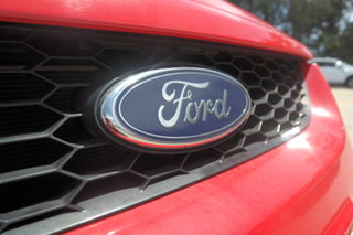 2010 Ford Falcon FG XR6 Red 6 Speed Sports Automatic Sedan