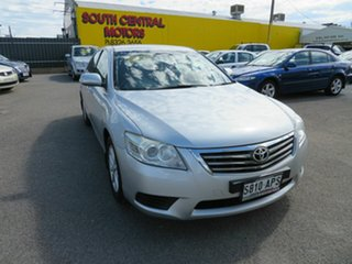 2009 Toyota Aurion GSV40R AT-X Silver 6 Speed Auto Sequential Sedan.