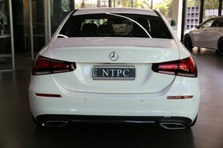 2019 Mercedes-Benz A-Class V177 800MY A200 DCT White 7 Speed Sports Automatic Dual Clutch Sedan