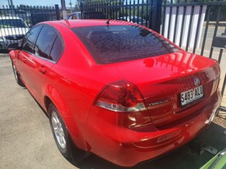 2011 Holden Commodore VE II MY12 Omega Red 6 Speed Sports Automatic Sedan