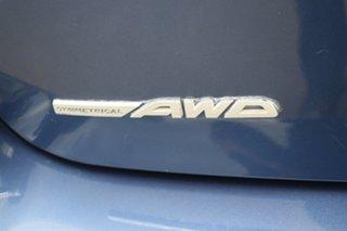 2011 Subaru Impreza G3 MY11 R AWD Blue 5 Speed Manual Hatchback