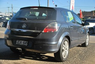 2008 Holden Astra AH MY08 CDTi Grey 6 Speed Automatic Hatchback