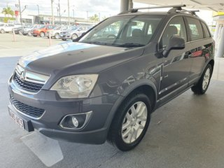 2012 Holden Captiva CG Series II 5 AWD Grey 6 Speed Sports Automatic Wagon