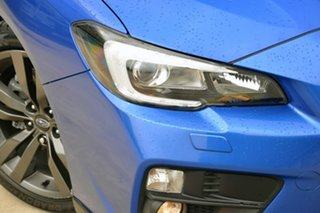2015 Subaru WRX V1 MY16 Premium AWD Blue 6 Speed Manual Sedan
