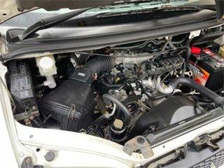 2003 Mitsubishi Delica PD6W Spacegear White Automatic Van Wagon