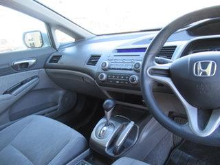2010 Honda Civic 8th Gen VTi Silver 5 Speed Automatic Sedan
