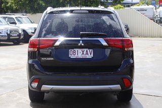 2016 Mitsubishi Outlander ZK MY16 LS 2WD Black 5 Speed Manual Wagon