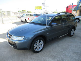 2005 Holden Adventra VZ SX6 Silver 5 Speed Automatic Wagon.