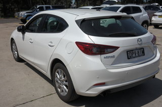 2016 Mazda 3 BM5476 Maxx SKYACTIV-MT White 6 Speed Manual Hatchback