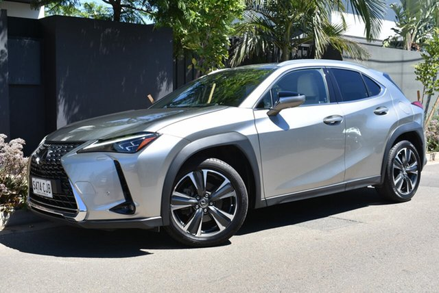 Used Lexus UX MZAA10R UX200 2WD Sport Luxury Brighton, 2019 Lexus UX MZAA10R UX200 2WD Sport Luxury Silver 1 Speed Constant Variable Hatchback