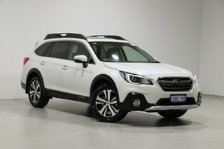 2020 Subaru Outback MY20 2.5I Premium AWD White Continuous Variable Wagon.
