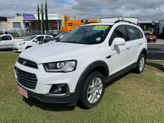 2017 Holden Captiva CG MY17 Active 2WD 6 Speed Sports Automatic Wagon.
