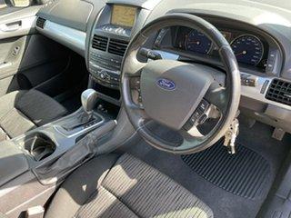 2009 Ford Falcon FG Grey 5 Speed Auto Seq Sportshift Utility