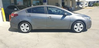 2016 Kia Cerato YD MY17 S Metal Stream 6 Speed Sports Automatic Sedan.