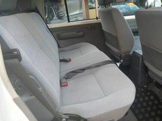 2016 Toyota Landcruiser VDJ76R GXL White 5 Speed Manual Wagon