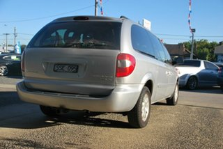 2004 Chrysler Voyager RG 05 Upgrade LX Silver 4 Speed Automatic Wagon