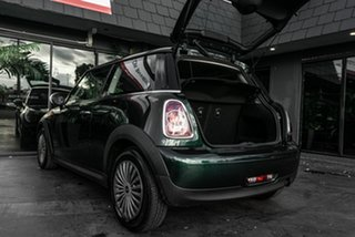 2011 Mini Hatch R56 LCI Cooper Steptronic Green 6 Speed Sports Automatic Hatchback