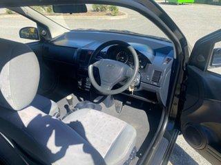 2005 Hyundai Getz TB MY05 GL Black 5 Speed Manual Hatchback