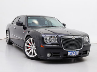 2011 Chrysler 300C LE MY08 SRT8 Black 5 Speed Automatic Sedan.