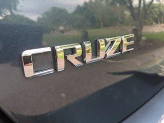 2012 Holden Cruze JH Series II MY12 SRi Green 6 Speed Manual Hatchback