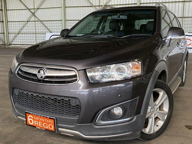 Used Holden Captiva CG MY15 7 AWD LTZ Rocklea, 2015 Holden Captiva CG MY15 7 AWD LTZ 6 Speed Sports Automatic Wagon